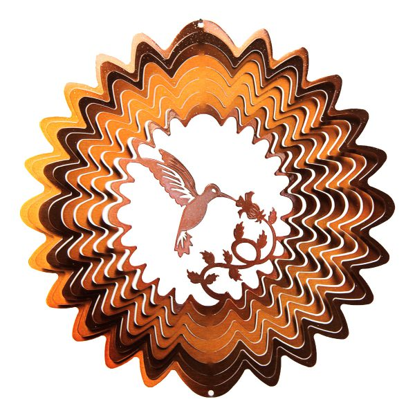 Classic-Hummingbird-Wind-Spinner-in-Copper