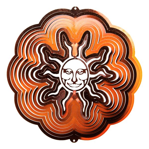 Classic-Sun-Wind-Spinner-in-Copper